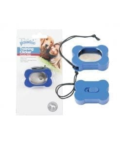 Pawise Blue Training Clicker