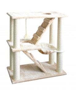 Pawise Cat Post Kity Play Place II