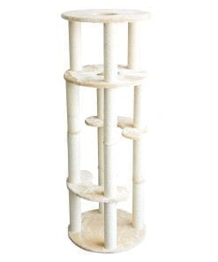 Pawise Cat Post The Columns