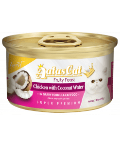 Chicken with Coconut Water