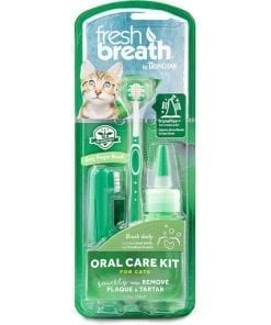 TropiClean Oral Care Kit for Cats