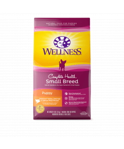 Wellness Complete Health Small Breed Just for Puppy - Turkey, Oatmeal & Salmon 4lb