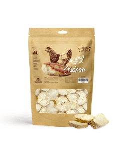 Absolute Bites Freeze Dried Chicken (Dog & Cat) 4oz