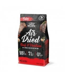 Absolute Holistic Air Dried Beef & Venison For Dog 1kg