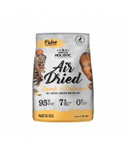 Absolute Holistic Air Dried Lamb & Salmon For Cat 500g