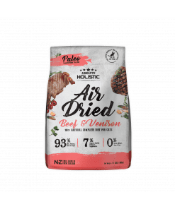 Absolute Holistic Air Dried Beef & Venison For Cat