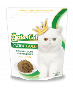 Aatas Cat Pacific Gold Salmon w Anchovies 1.2kg