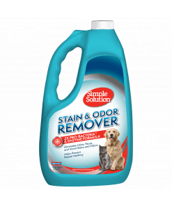 SS Stain & Odor Remover For Pets 1 gallon