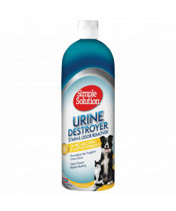 Simple Solution Urine Destroyer Enzymatic Cleaner 945ml