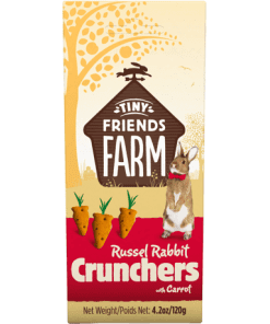 Supreme Russel Crunchers with Carrot 120g