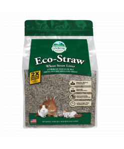 Oxbow Eco-Straw Litter for Small Animals