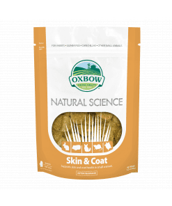 Oxbow Natural Science Skin & Coat Support for Small Animals
