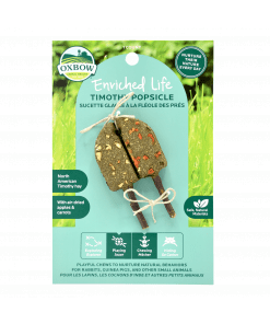 Oxbow Enriched Life - Popsicle Lollipop Treats & Toy for Small Animals