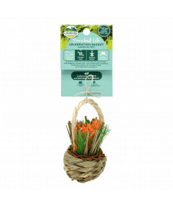 Oxbow Enriched Life - Celebration Basket for Small Animals