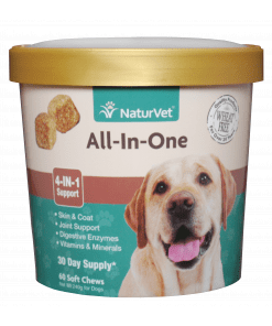 NaturVet All-In-One (4-IN-1 Support) for Dog 60ct