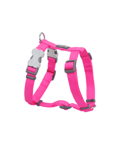 Red Dingo Classic Harness - Hot Pink