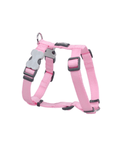 Red Dingo Classic Harness - Pink