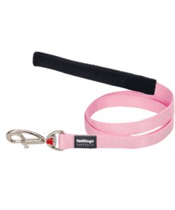 Red Dingo Fixed Classic Lead - Pink