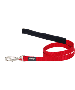 Red Dingo Fixed Classic Lead - Red