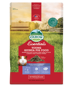 Oxbow Essential Young Guinea Pig Food