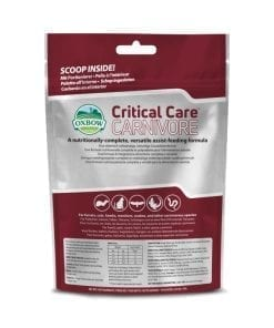 Oxbow Critical Care Carnivore Supplements for Small Animals