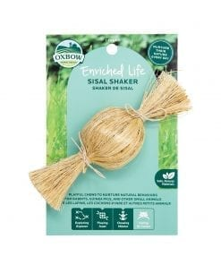 Oxbow Enriched Life - Sisal Shaker Toy for Small Animals