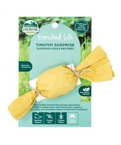 Oxbow Enriched Life - Timothy Surprise Toy for Small Animals