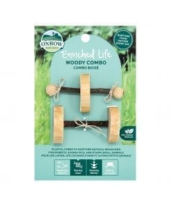 Oxbow Enriched Life - Woody Combo Toy for Small Animals