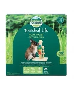 Oxbow Enriched Life - Play Post Toy for Small Animals