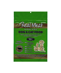 Real Meat Beef Air-Dried Food For Cat & Dog 14oz