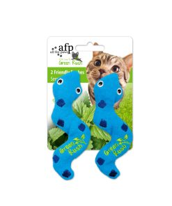 AFP Green Rush Silly Snakes for Cat