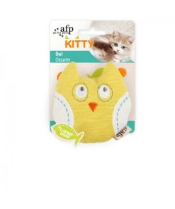AFP Kitty Owl Cat Toy
