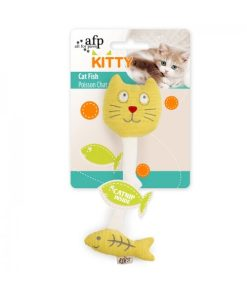AFP Kitty Cat Fish Cat Toy