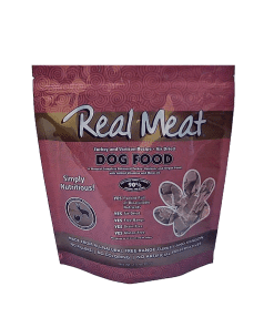 Real Meat Turkey & Venison Air-Dried Food